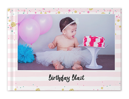 Birthday Story Personalized Photo Books