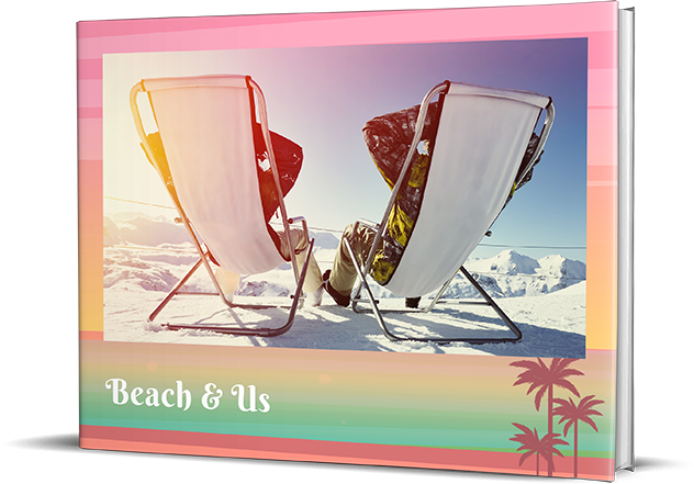 Beach Holidays Photo Book Printing