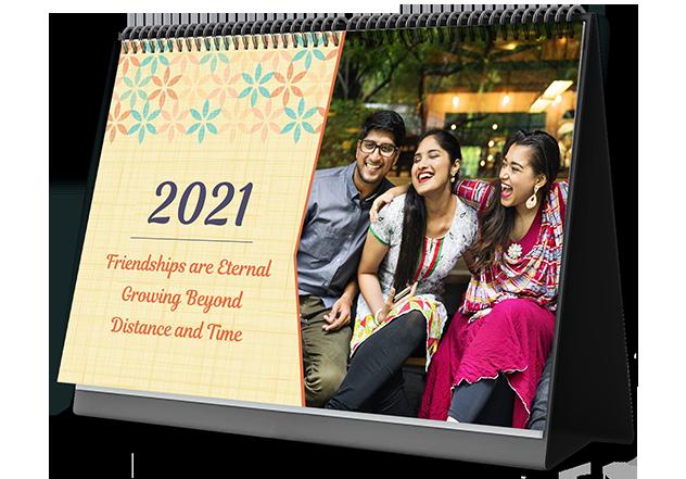 Friends Forever Custom Photo Calendars