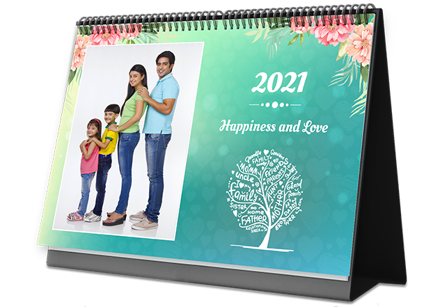 Fab Family Personalized Photo Calendars