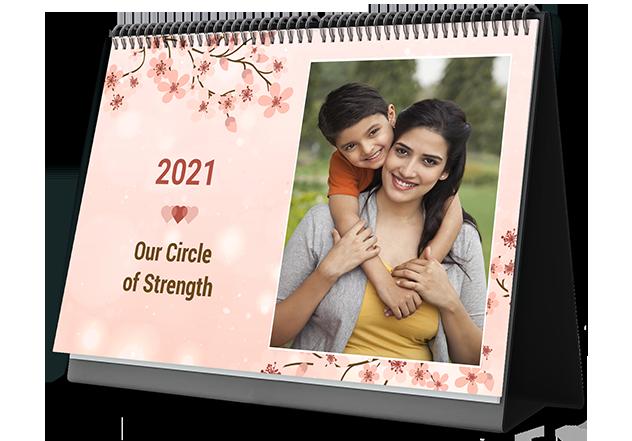 Family Joy Personalized Photo Calendars