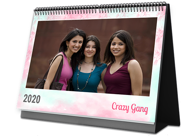 Friendship Bonds Personalized Photo Calendars