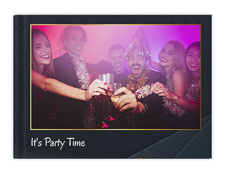 Party Rockers Photo Book Printing