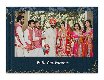 Wedding Moments Personalized Photo Books