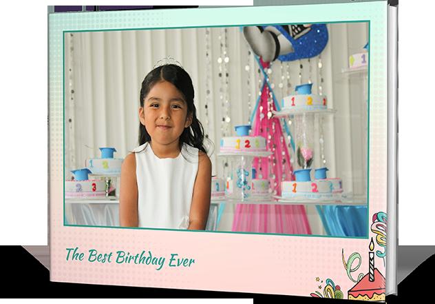 Birthday Joy Photo Books Online