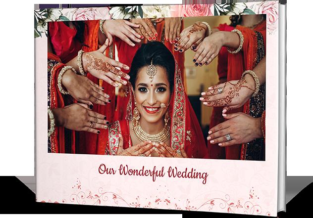 Wedding Time Photo Book Printing