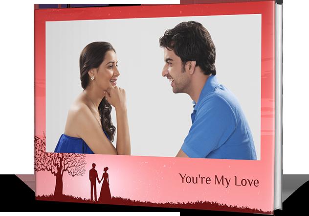 Romantic Photo Albums Online