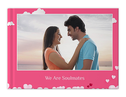 Valentine Moments Personalized Photo Books