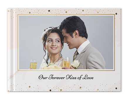 Wedding Vows Personalized Photo Books