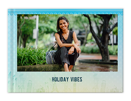 Holiday Hues Personalized Photo Books