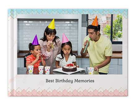 Birthday Photo Book - Best Birthday Gifts
