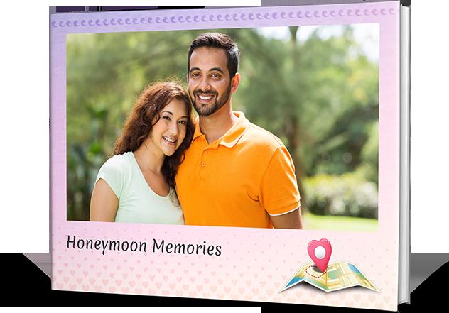 Honeymoon Photo Book Online