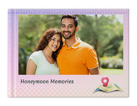 Honeymoon Photo Book - Best Honeymoon Gifts