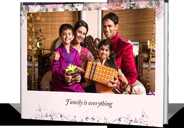 Family Photo Book Online - Picsy