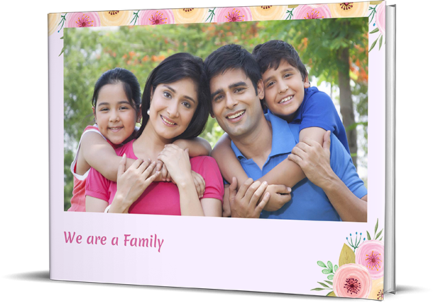 Family Fun Personalized Photo Book