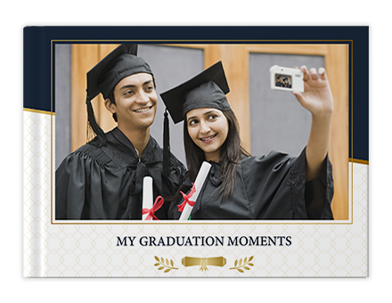 Graduation Photo book
