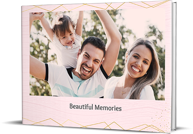 Happy Moments Photo Albums