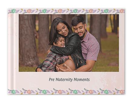 Pre Maternity Photo Books