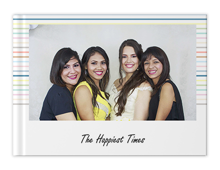 Colors Wrapped Photo Books Online