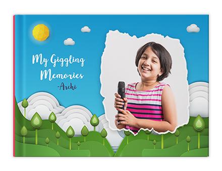 Kidstar Personalized Photo Albums