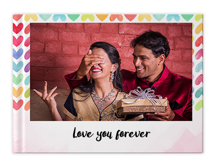Love story Photo Albums Online
