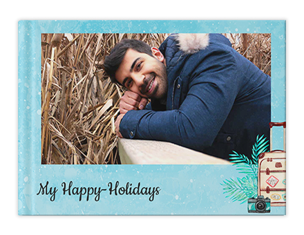 Happy Holidays Photo Albums