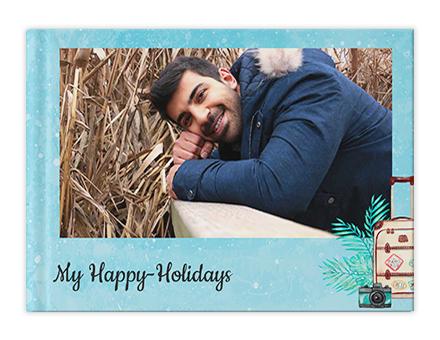 Happy Holidays Photo Albums