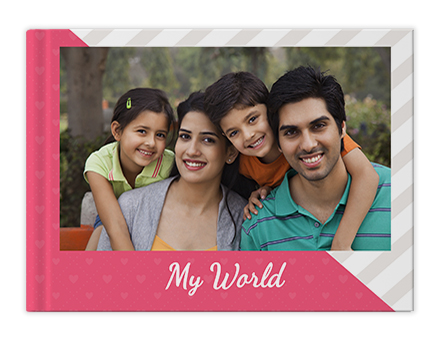 Happy Family Custom Photo Books