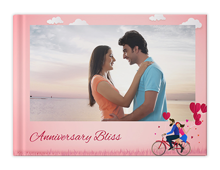 Anniversary Bliss Photo Albums