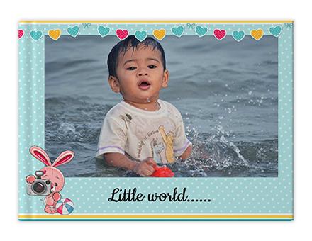 Little Joy Personalized Photo Albums