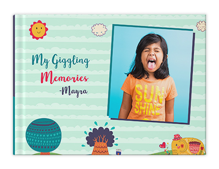 Kid World Photo Book Printing